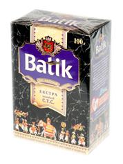 Чай Батік 100г гранули CTC