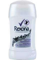 Дезодорант Рексона 40мл чистий діамант