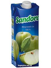 Сік Сандора 0.5л яблуко