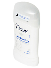 Дезодорант Dove 40мл невидимий стик