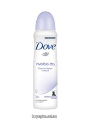 Дезодорант Dove 150мл невидимий спрей