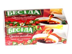 Чай Бесіда 26п суниця