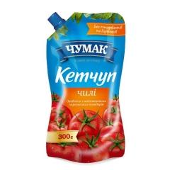 Кетчуп Чумак 300г чилі