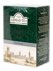 Чай Ахмад 200г сивий граф