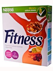 Пластівці Nestle 250г фітнес