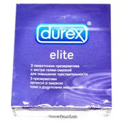 Презервативи Дюрекс 3 elite