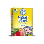 Сік Чудо Чадо 200мл персик м`якіть цукор вітС