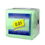 Серветка 0.01 100шт зелена