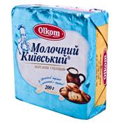 Маргарин Олком 200г молочный