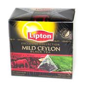 Чай Ліптон 20п mild ceylon пірамідкі