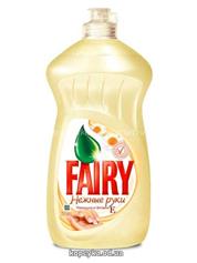 Засiб д.миття  посуду Fairy 500мл ромашка  вітамін Е