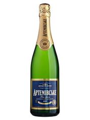 Шампанське Артемівське 0.75л брют вітрімане
