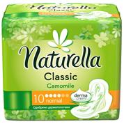 Прокладки Naturella camomile normal 10шт