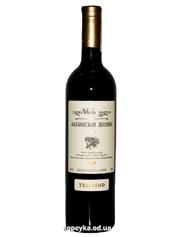 Вино Тбилвино 0.75л алазанська долина біле н.сол