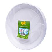 Тарілка 0.01 20шт обідня