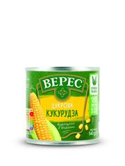Кукуруза Верес 340г сахарная ж.б