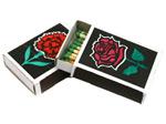 Сірники троянда