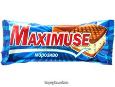 Морозиво Ласка 90г максимус