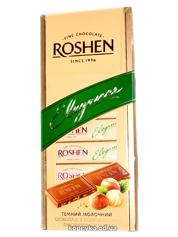 Шоколад Рошен 100г elegance темний молочний