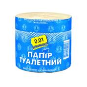 Туалетний папір 0.01