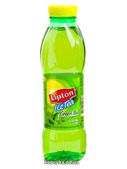 Холодний чай Ліптон 0.5л зелений