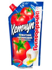 Кетчуп Господарочка 300г часниковий д.п