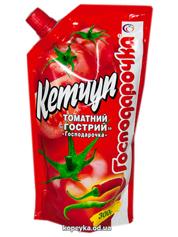 Кетчуп Господарочка 300г гострий д.п