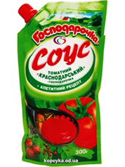 Соус Господарочка 300г краснодарській д.п