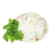 Сало бутербродне часник та зелень