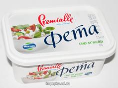 Сир Premialle 250г фета 45%