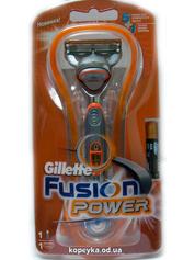 Бритва Жиллетт fusion 1к