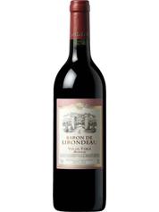 Вино Барон Лірондо 0.75л червоне н.солодке