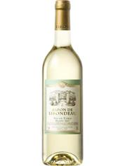 Вино Барон Лірондо 0.75л біле н.солодке