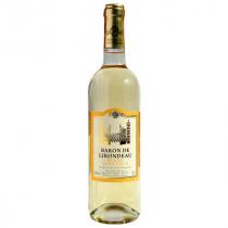 Вино Барон Лірондо 0.75л біле сухе