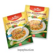 Суп Злаковий 60г сільський овочі вершки