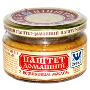 Паштет Онісс 200г домашній масло вершкове с.б