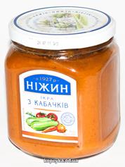 Ікра кабачкова Ніжин 450г с.б