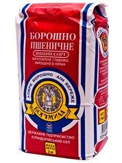 Борошно пшеничне Богумила 2кг в.с