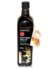 Олія оливкова Terra Creta 0.5л с.б