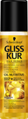 Кондиціонер  Gliss Kur 200мл для довгого посіченого волосся