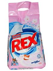 Порошок Рекс 3кг мигдалеве молочко автомат
