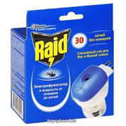 Комплект Рейд электрофумигатор 30 ночей
