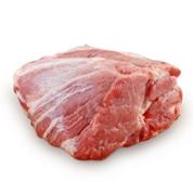 Свинина ошійок вага