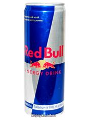 Напій енергетичний Red bull 0.35л