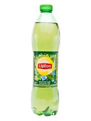 Холодний чай Ліптон 1.5л зелений