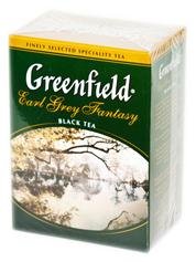 Чай Greenfield 100г ерл грей