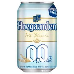 Пиво Hoegaarden 0.33л white