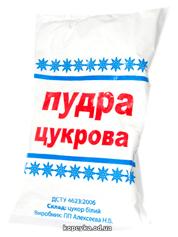 Цукрова пудра Горбенко 180г