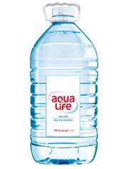 Вода Аква лайф 6л н.газ