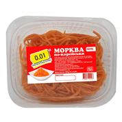 Морква 0.01 180г гостра по-корейськи